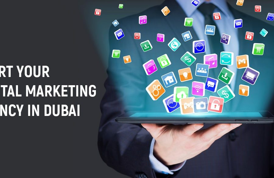 How to start a marketing agency in Dubai